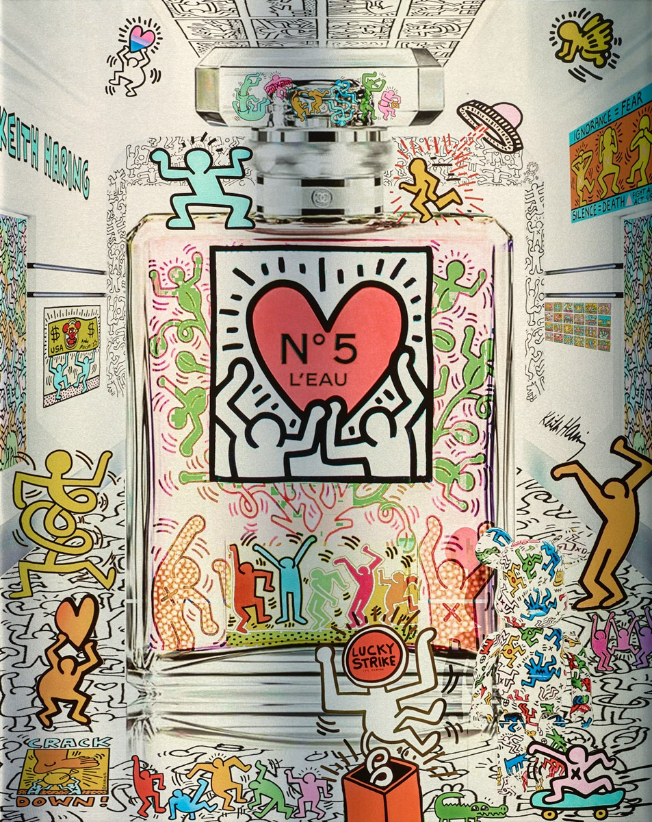 Coco Keith Haring